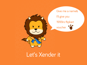 xender-contest
