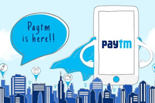 paytm-is-here