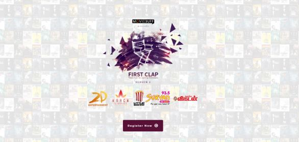 Movie Buff Short Film Contest 2018