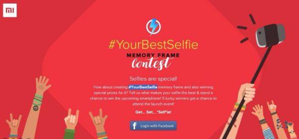 Best Selfie Contest