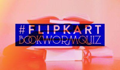 Flipkart Bookworm Quiz Contest