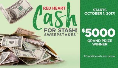 Red Heart Cash