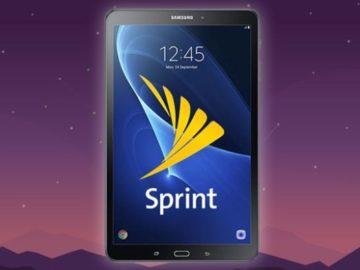 Samsung Sprint Sweepstakes