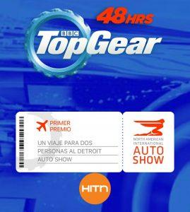 Top Gear 48 Horas Contest