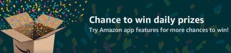 Amazon App Giveaway Sweepstakes 2017