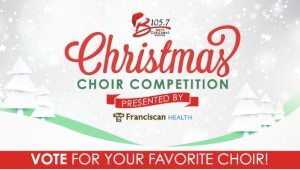 Christmas Choir Contest