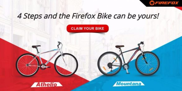 Firefoxbike Adult Bikes Contest