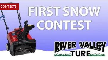 First Snow Sweepstakes 2017
