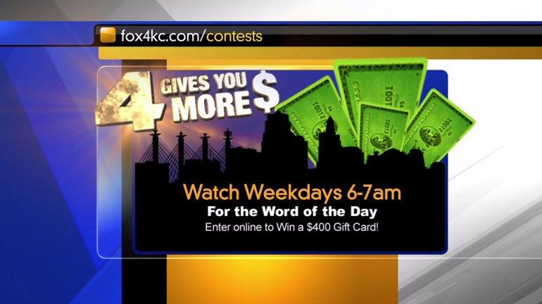 fox4kc contest