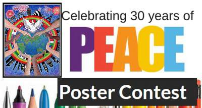 Image result for LIONS peace poster contest