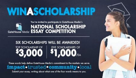 National Scholarship Essay Contest