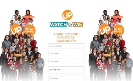 Watch UPTV Win Contest