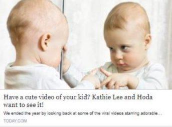 Adorable Cute Baby Kid Videos Contest