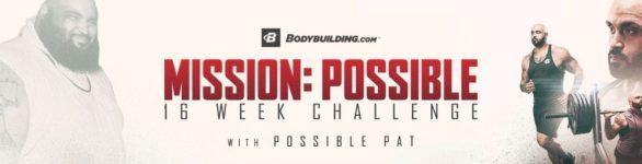 Bodybuilding.com Contest