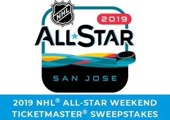 NHL All-Star Weekend Ticketmaster Sweepstakes
