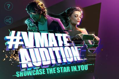 Vmate Audition Contest