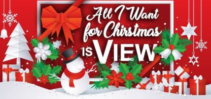 All I Want For Christmas Is View Sweepstakes