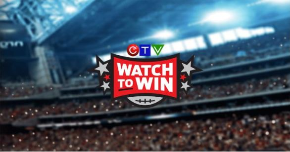 CTV's Super Bowl Watch To Win Contest