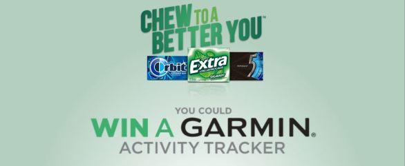 Chew to a Better You Sweepstakes