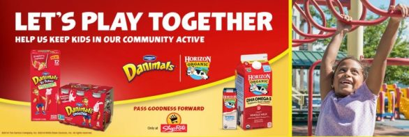 Danimals Shoprite School Contest