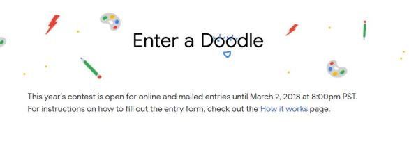 Doodle 4 Google Contest Challenge