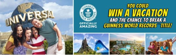 Guinness World Records Sweepstakes