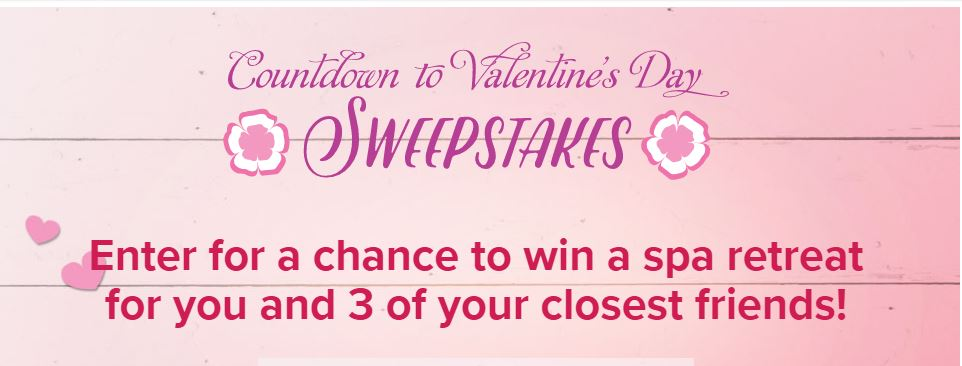Hallmark channel countdown to christmas sweepstakes entries