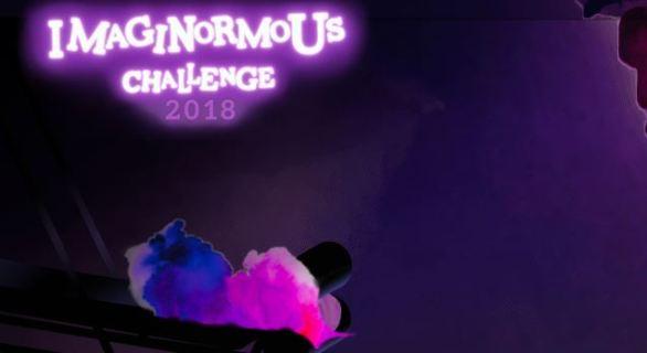 Roald Dahl Imaginormous Challenge