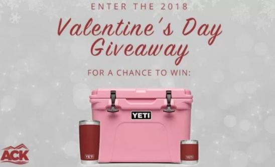 Austin Kayak 2018 Valentine's Day Giveaway