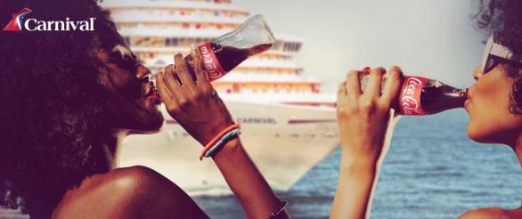 Coca-Cola Carnival Cruise Line Sweepstakes