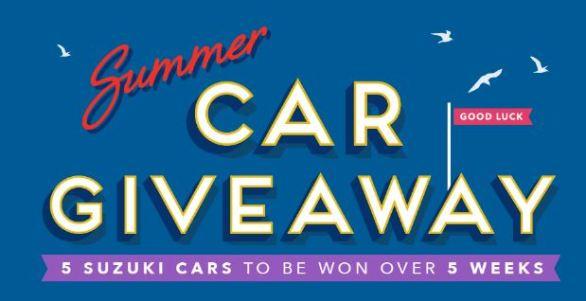 Fairfax Summer Car Giveaway