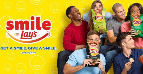 Frito LAY'S Smiles Sweepstakes