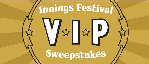 Innings Festival VIP Sweepstakes