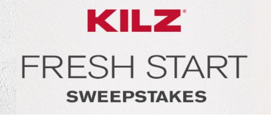 KILZ Fresh Start Sweepstakes