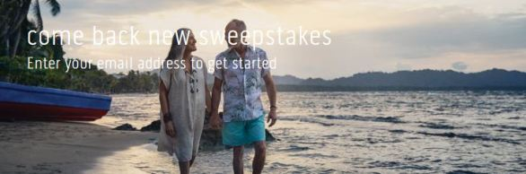 Princess Cruises Come Back New Sweepstakes