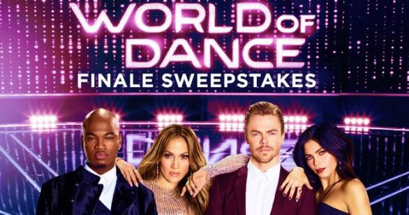 World of Dance Finale Sweepstakes