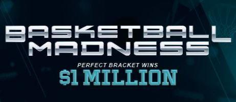 $1,000,000 Bracket Prediction Contest