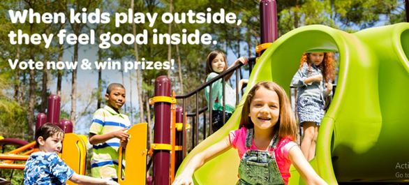Culturelle Kids Project Playground Sweepstakes