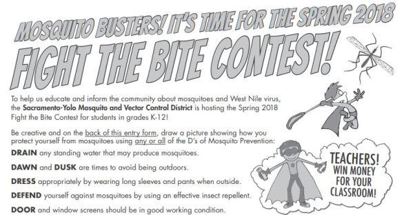 Fight The Bite Contest