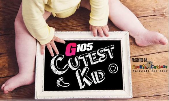 "iHeartMedia + Entertainment is started the G105 Cutest Kid Contest 2018 on their G105.com Contests page. Under the G105 Contest, you could win lots of amazing prizes with a grand prize of A Years worth of Haircuts from Cookie Cutters Haircuts for kids. To enter, candidates needs to register yourself with your details and upload a photo of their cutest kid (up to the age of 5). You also need to collect votes on their entry to increase their chance of winning.   <h2 style=""text-align: center;""><strong><span style=""color: #ff0000;""><span style=""text-decoration: underline;"">G105 Cutest Kid Contest 2018 - Win A Years worth of Haircuts from Cookie Cutters Haircuts for kids</span></span></strong></h2>  <strong>Eligibility:</strong> The G105 Contests 2018 is open to legal residents of the United States, District of Columbia who are 18 years of age or older.    <strong>Duration:</strong> The G105 Cutest Kid Contest begins on February 26, 2018 at 12:00 a.m. ET and ends at 11:59 p.m. ET on March 18, 2018.    <strong>Public Voting Duration:</strong> The G105 Cutest Kid Contests voting March 12, 2018 at 12:00:00 a.m. ET and ends on March 18, 2018 at 11:59:59 p.m. ET  <table border=""4""> <tbody> <tr> <th> <h3><strong><span style=""color: #ff0000;"">G105.com Contests Details:</span></strong></h3> </th> </tr> <tr> <th><strong><a href=""https://g105.iheart.com/contests/g105-cutest-kid-contest-378406/"" target=""_blank"" rel=""noopener"">Online Entry Page</a></strong></th> </tr> <tr> <th><strong><a href=""https://www.aptivada.com/promo/378406/terms"" target=""_blank"" rel=""noopener"">Official Rules</a></strong></th> </tr> <tr> <th><strong><a href=""https://www.facebook.com/Offerscontest/"" target=""_blank"" rel=""noopener"">Join Our Facebook Page</a></strong></th> </tr> </tbody> </table>  <strong>Prizes:</strong> A cutest kid and family will win: A Premiere Membership to Marbles Kids Museum 6 months delivery of fruits and vegetables A photo session for family from Nancy Jo Photography A Years worth of Haircuts from Cookie Cutters Haircuts for kids  <p style=""text-align: left;""><strong>Also, Participate</strong>: <strong><a href=""http://www.offerscontest.com/giveaway/bob-vilas-3000-outdoor-living-plow-hearth-giveaway/"" target=""_blank"" rel=""noopener"">Bob Vila's $3,000 Outdoor Living Plow & Hearth Giveaway</a></strong></p>  To get More Upcoming Updates, Just Like Facebook page and Share Article!!"