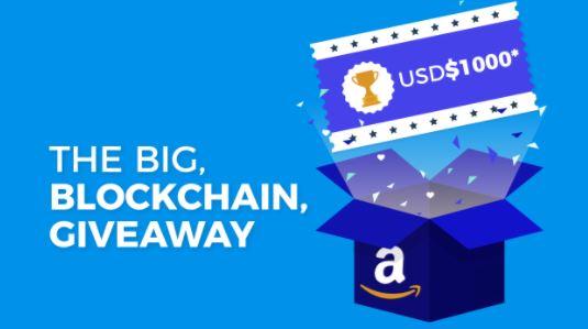 Kickstarter Blockchain KS Giveaway