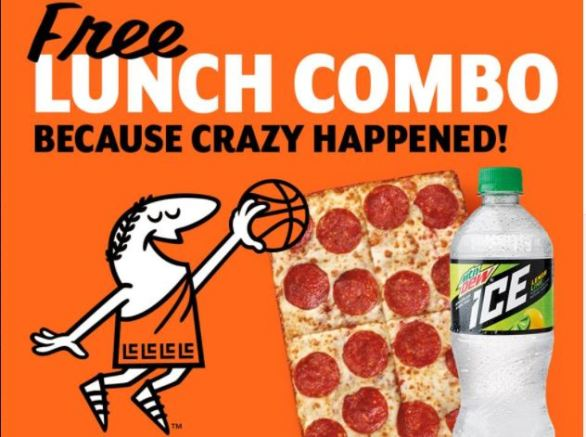 Little Caesars Pizza Giveaway