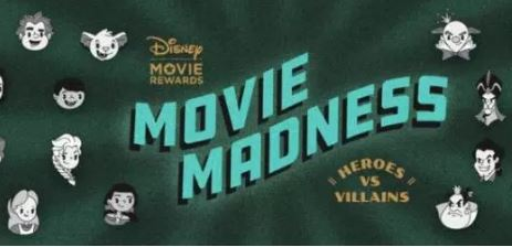 Madness Heroes vs. Villains Sweepstakes