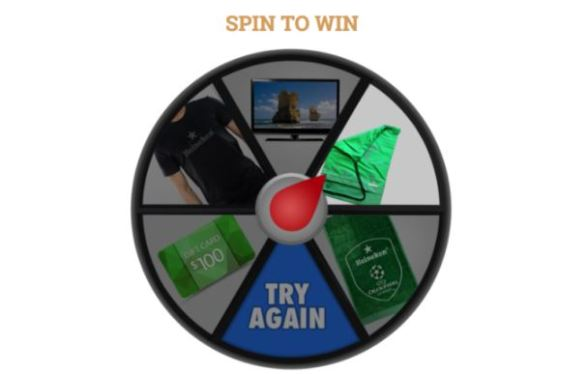 More Behind The Bar Instant Win Game