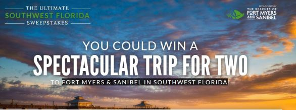 National Geographic Ultimate Southwest Florida Sweepstakes