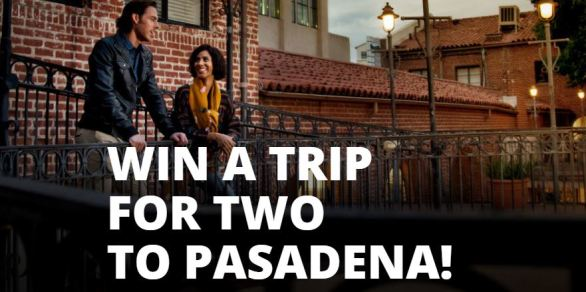 Pasadena Vacation Sweepstakes