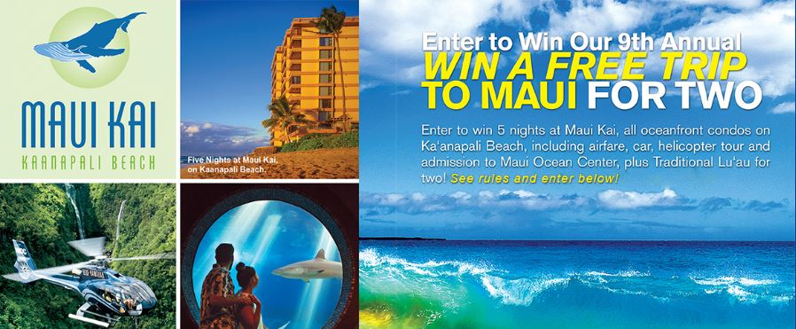 Hawaii sweepstakes