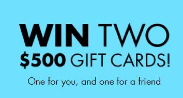 Bonds Baby $500 Gift Cards Competition