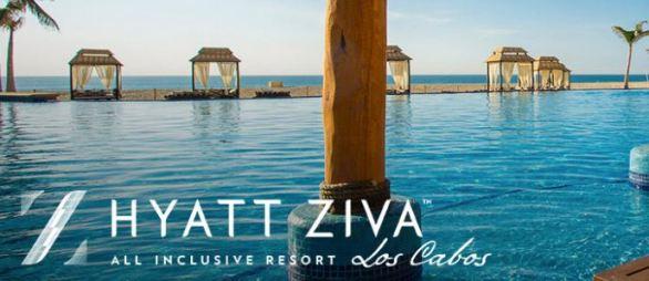 Southwest Vacations Hyatt Ziva Vacation Sweepstakes