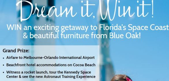 Delta Sky Mag Dream It, Win It Sweepstakes